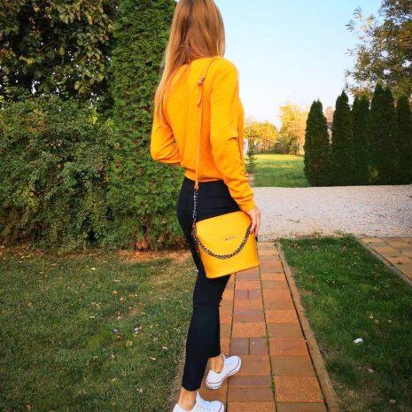 športovo elegantné praktické kožené crossbody kabelky bagger