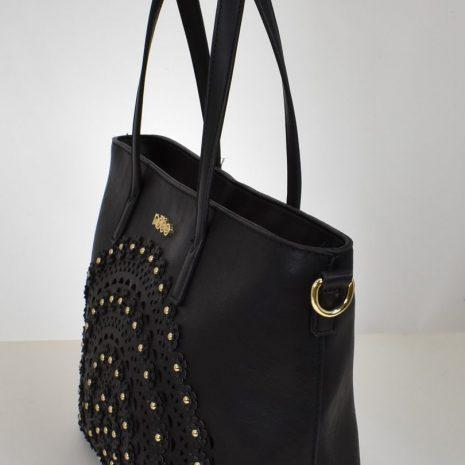 veľká praktická kabelka dámska na rameno