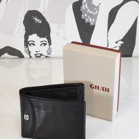 Pánska kožená peňaženka GIUDI