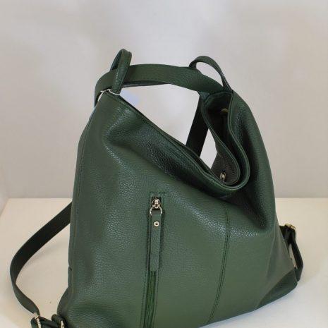 Praktická kabelka a ruksak v jednom