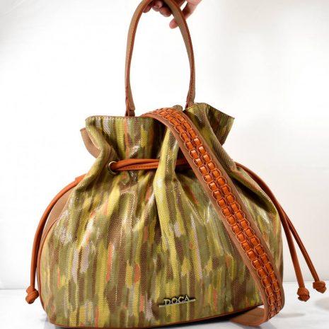Dámska kabelka vak - DOCA
