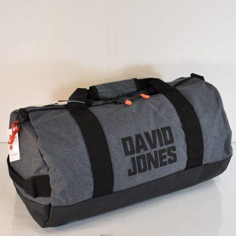 Športová Cestovná taška DAVID JONES šedá