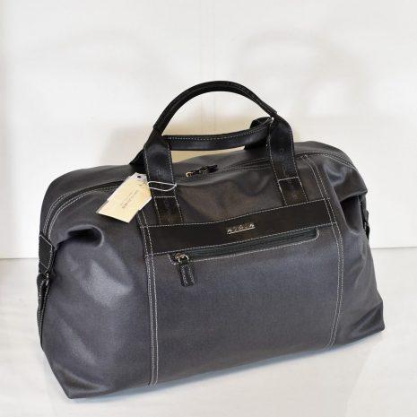 Praktická Cestovná taška šedá DAVID JONES