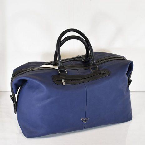 Cestovná taška modrá DAVID JONES unisex
