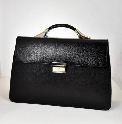 Pracovná kabelka/aktovka pre dámy na rôzne spisy a dokumenty