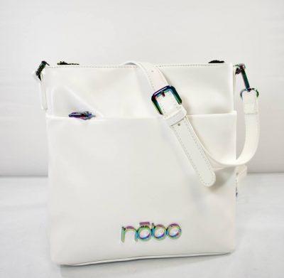 kabelka krížom cez plece s dúhovými zipsami