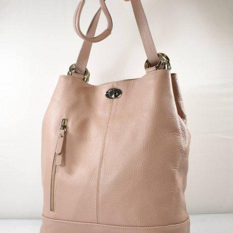 kožené talianske kabelky 2v1 ruksaky