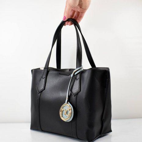 praktické elegantné čierne kabelky do práce