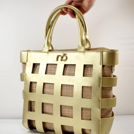kabelky na jar leto košíky zlaté kabelky dámske