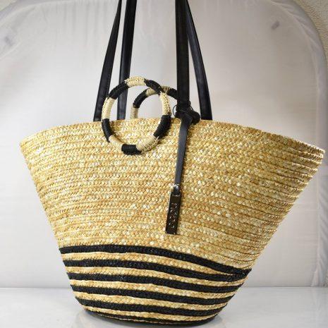 letné plážové košíky dámske